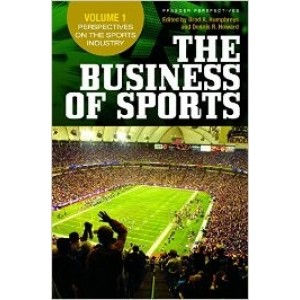 The Business of Sports, 3 Volumes Set
