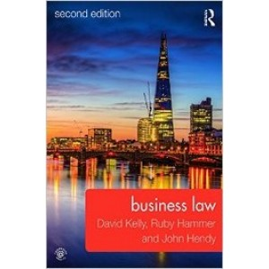 Business Law, 2nd Edition