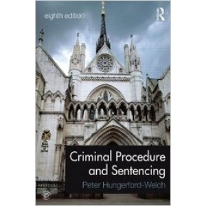 Criminal Procedure and Sentencing: 8th Edition