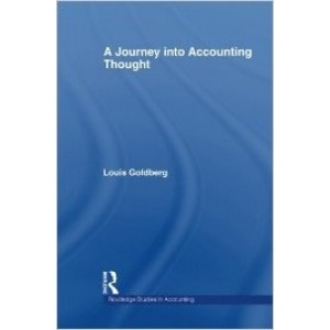 A Journey into Accounting Thought