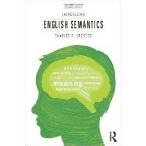 Introducing English Semantics, 2nd Edition