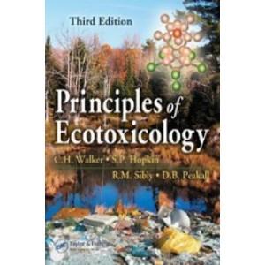 Principles of Ecotoxicology, 3rd Edition