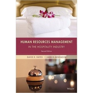 Human Resources Management in the Hospitality Industry, 2nd Edition