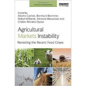 Agricultural Markets Instability: Revisiting the Recent Food Crises