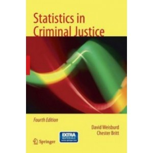 Statistics in Criminal Justice, 4th Edition