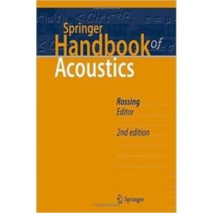 Springer Handbook of Acoustics, 2nd Edition