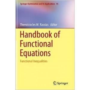 Handbook of Functional Equations: Functional Inequalities