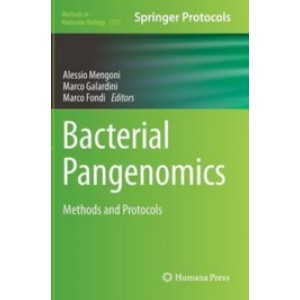 Bacterial Pangenomics: Methods and Protocols