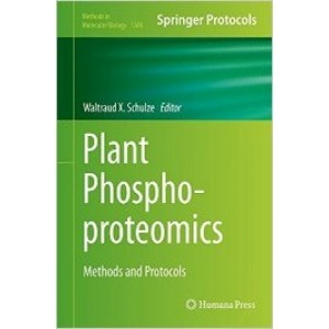 Plant Phosphoproteomics: Methods and Protocols