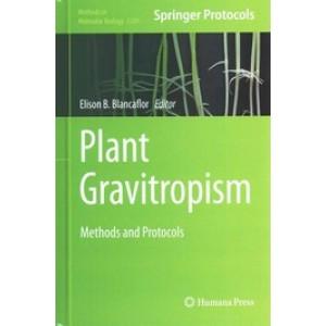 Plant Gravitropism: Methods and Protocols