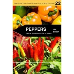 Peppers: Vegetable and Spice Capsicums, 2nd Edition (Crop Production Science in Horticulture)
