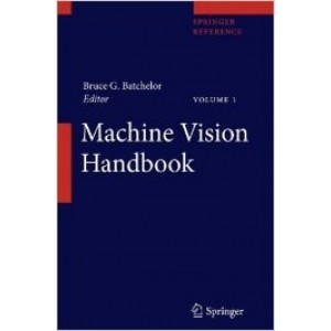 Machine Vision Handbook, 3 Volumes Set