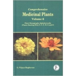 Comprehensive Medicinal Plants, 6 Volumes Set