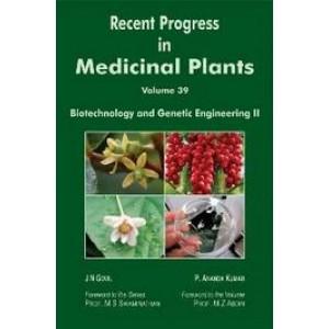 Recent Progress in Medicinal Plants Vol. 39: Biotechnology and Genetic Engineering II
