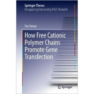 How Free Cationic Polymer Chains Promote Gene Transfection