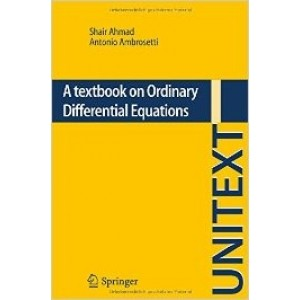 Textbook on Ordinary Differential Equations (Unitext, Volume 73)