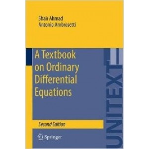 A Textbook on Ordinary Differential Equations, 2nd Edition