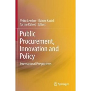 Public Procurement, Innovation and Policy: International Perspectives