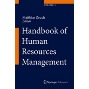 Handbook of Human Resources Management, 2 Volumes Set