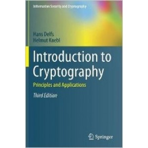 Introduction to Cryptography: Principles and Applications, 3rd Edition
