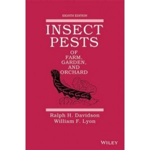 Insect Pests of Farm, Garden and Orchard, 8th Edition