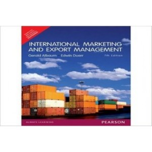 International Marketing and Export Management, 7th Edition