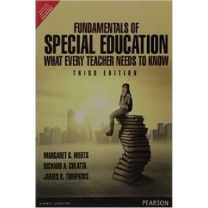 Fundamentals of Special Education:What Every Teacher Needs to Know, 3rd Edition