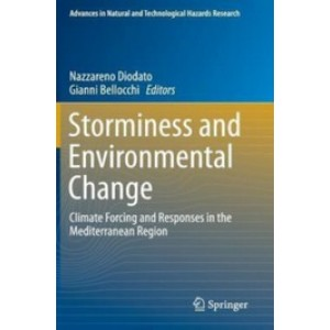 Storminess and Environmental Change: Climate Forcing and Responses in the Mediterranean Region